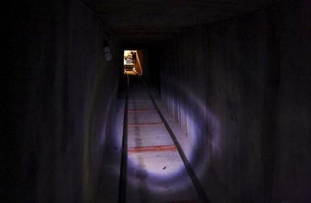 Мексиканские наркоторговцы и их подземные тоннели