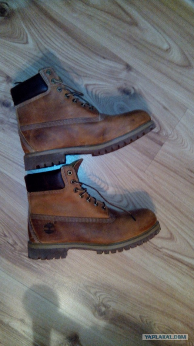 Ботинки Timberland мужские демисезонные