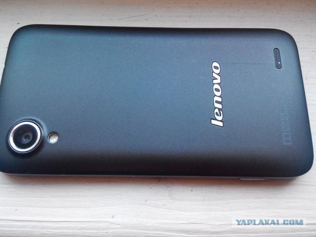 Продам рабочий телефон Lenovo S720 . Москва, пересыл.
