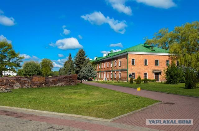В Беларусь на майские!
