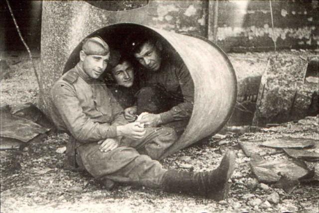 То, что было в вермахте и чего не было в РККА
