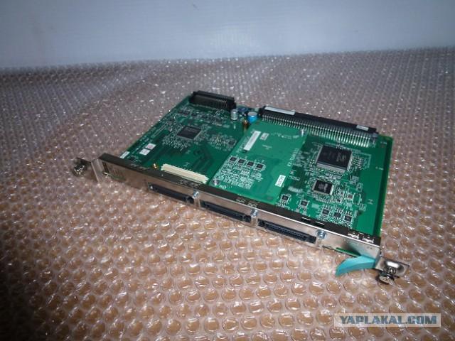 Почти даром Телефония, АТС Panasonic TDE и причиндалы к TD-600