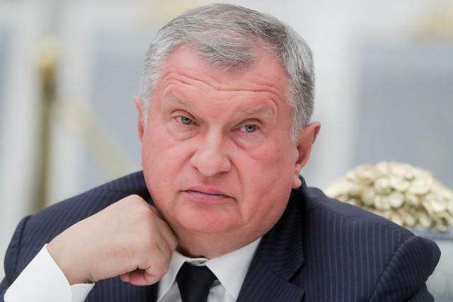 Сечин попросил новые льготы для крупнейшего месторождения нефти в России