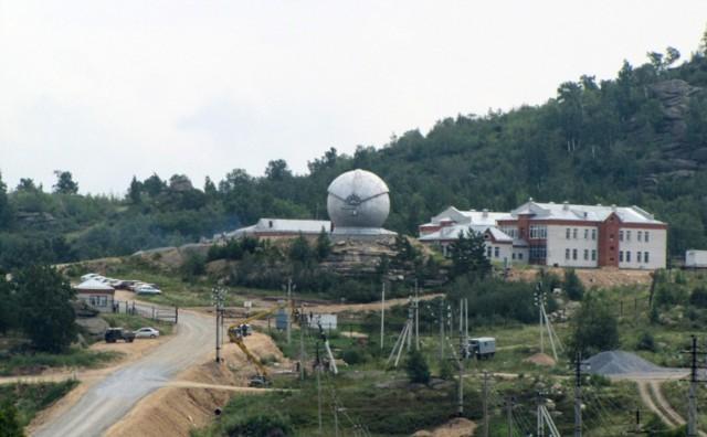 В «Роскосмосе» предложили переделать алтайский телескоп в лазерную пушку