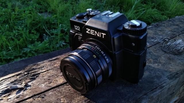 В России возобновят производство фотоаппаратов «Зенит»