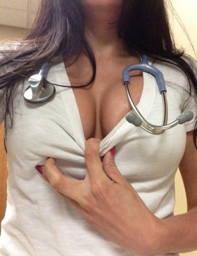 Медперсонал для хорошего настроения