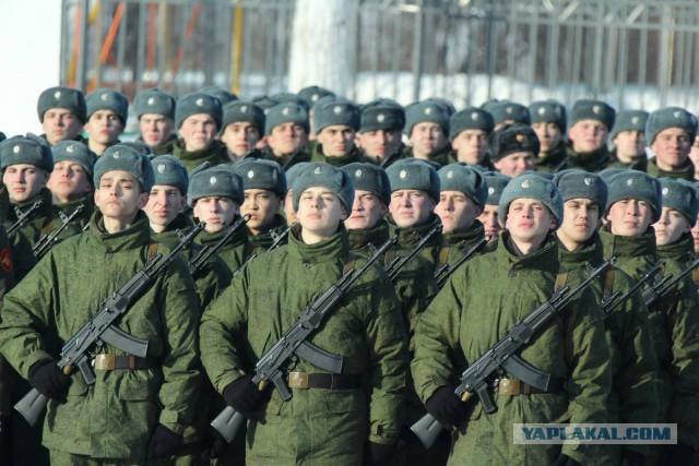 Киев потребовал от России отменить военный призыв в Крыму