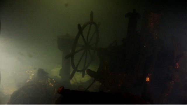 """На дне Финского залива нашли легендарный корабль """"Новик"""""""