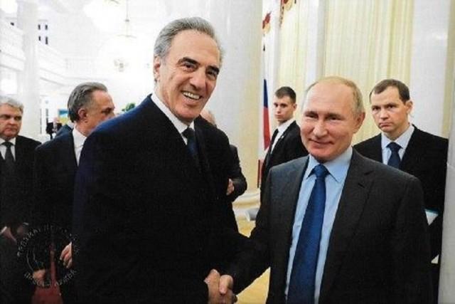 В Москве за мошенничество в особо крупном размере задержали доверенного Путина
