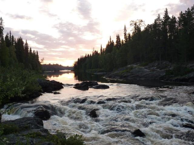 Это любимый отдых! Поход по реке Тумча