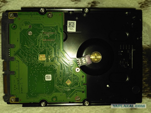 Ищу контроллер HDD Seagate