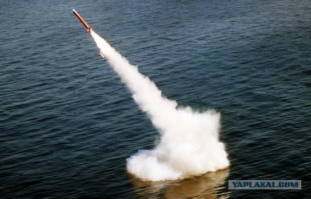 Россия запустила третью баллистическую ракету за день
