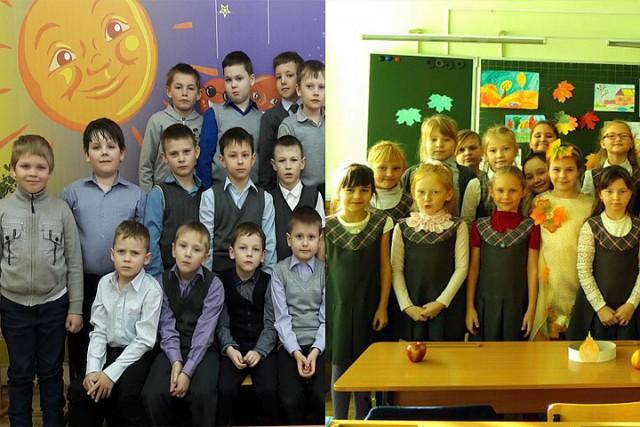 Мальчики налево, девочки направо: После разделения в алтайской школе дети стали учиться лучше
