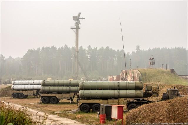 """Пара заброшек: Экскурсия к прошедшему """"дню ПВО""""..."""