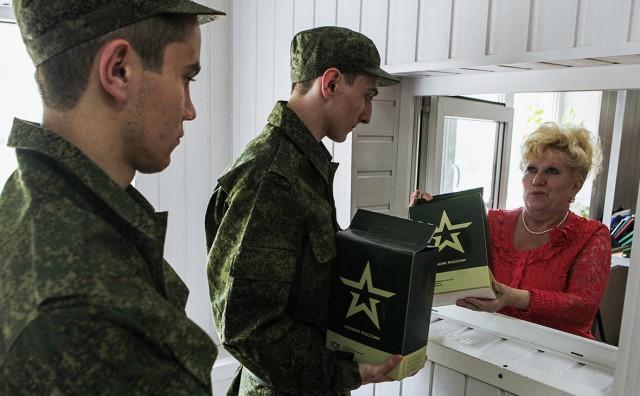«Военторг» рассказал о создании «военного «Сникерса»