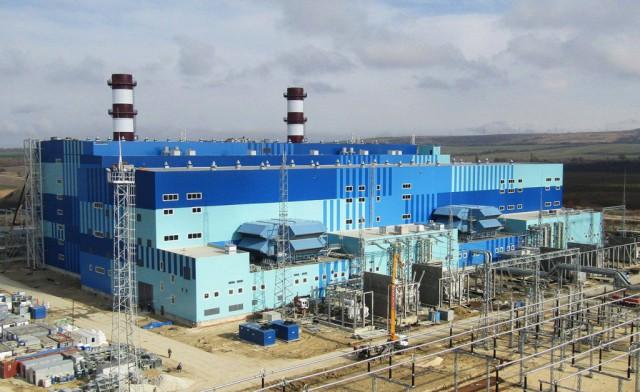 Путин дал старт работе Балаклавской и Таврической ТЭС в Крыму на полную мощность