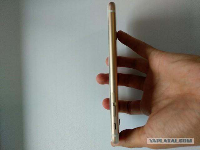 iphone 6s 128Gb цвет золото