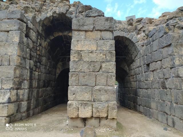 Национальный парк Израиля - Скифополис\Бэйт Шан. Прогулки по Израилю