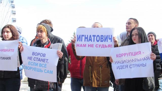 Во Владимире ученикам школы пригрозили изъятием из семей за поход на антикоррупционный митинг
