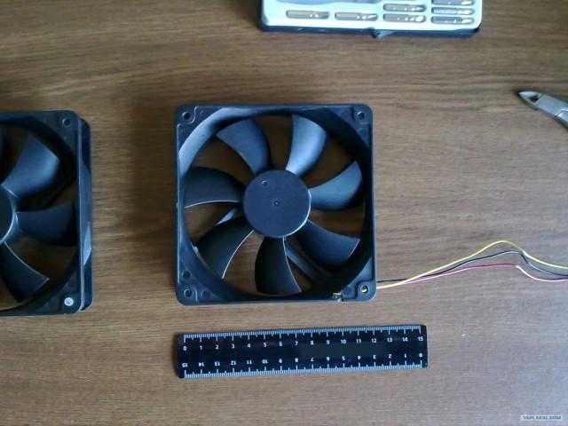 Как сделать потолочный вентилятор своими руками