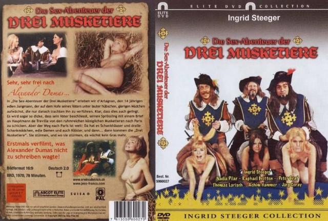 Три мушкетера онлайн порно