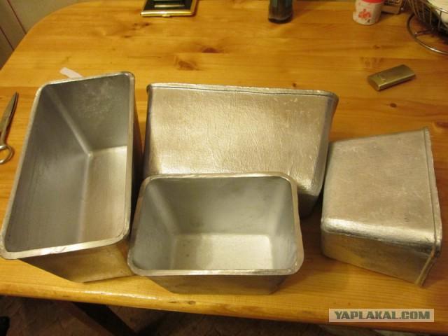Форма для выпечки хлеба своими руками 42