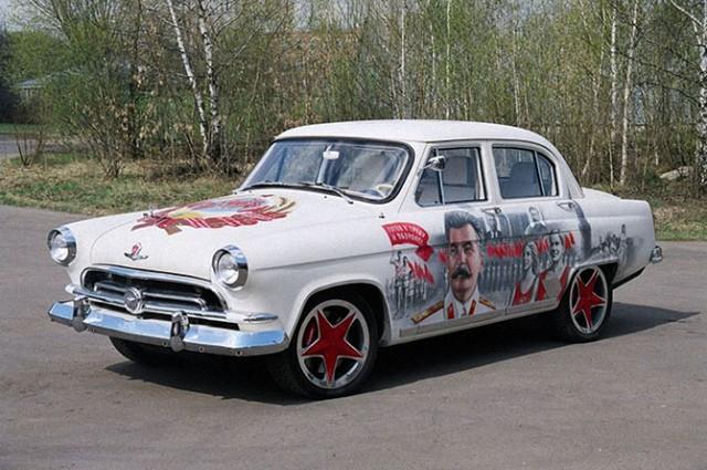 Из истории ГАЗ - 21