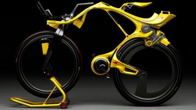 16 самых безумных велосипедных концептов, которые могут вскоре стать реальностью