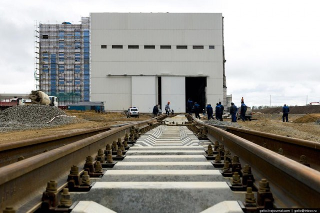 New Russian Cosmodrome - Vostochniy - Page 2 5942331