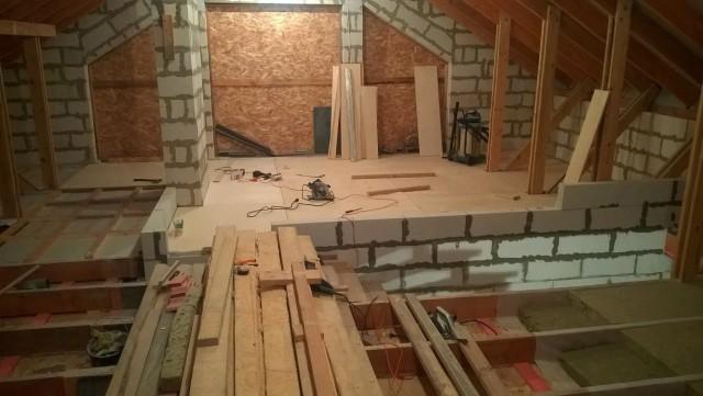 Как я себе дом строил. Дневник строительства. Часть третья. Год 2017-й.