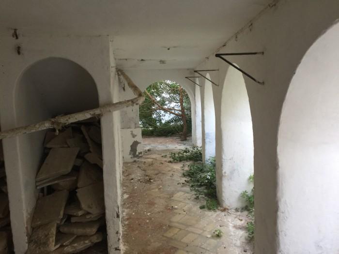 Заброшка в Тунисе