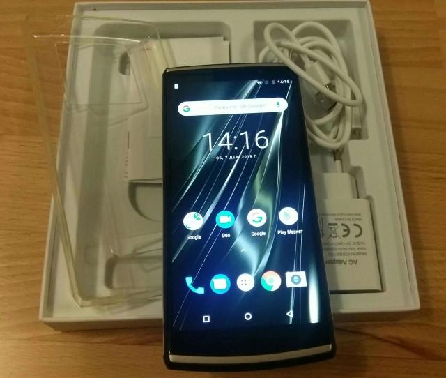 """Телефон Oukitel K7 6"""" FHD 4/64GB 10000mAh"""
