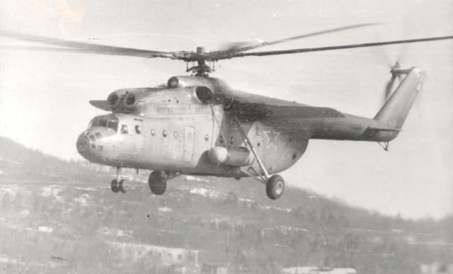 Авиации немного: трудяга вертолет Ми-6