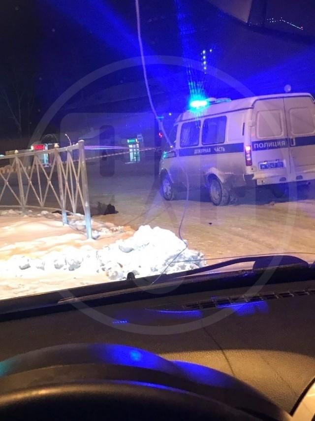 В Перми в микрорайоне Гайва мужчина устроил стрельбу по людям