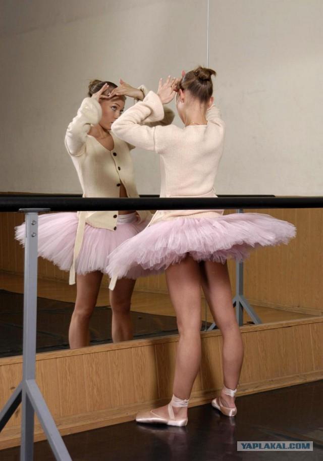Эротическое искусство балета...18+