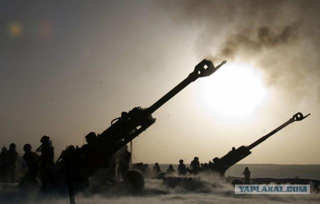 Предательский удар. Турецкая артиллерия открыла огонь по войскам Сирии, освободившим город Кесаб от террористов ИГИЛ