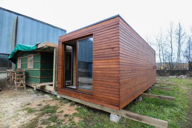 Загородный дом по цене минской «однушки».