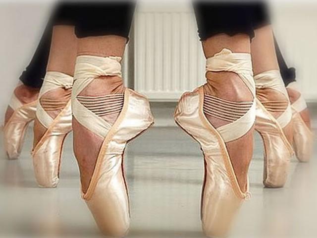 Легкие ножки балерины, или обратная сторона медали (из записок балетоманки)