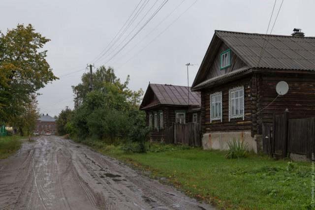 Провинциальная Россия. Кинешма и Макарьев