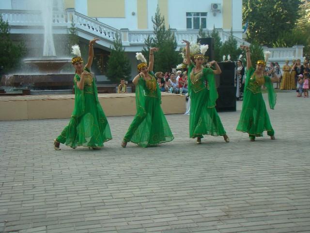 Ташкент в лицах