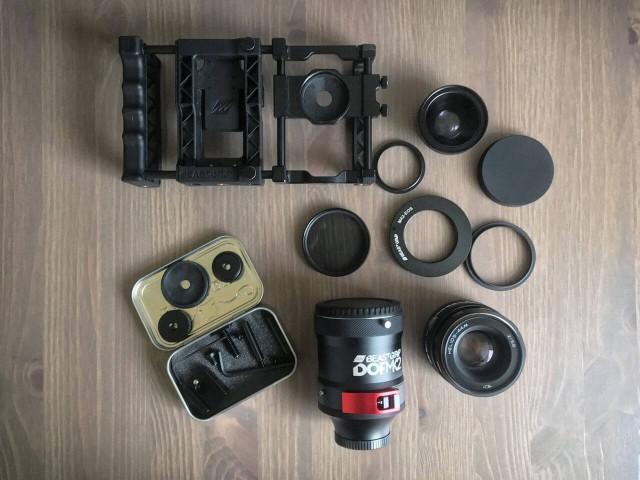Комплект BEASTGRIP для мобильной фото/видео съёмки