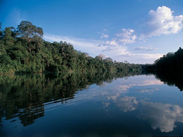 Подборка самых опасных и таинственных рек мира