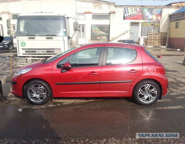 Продаем Peugeot 207 2007 г.р.