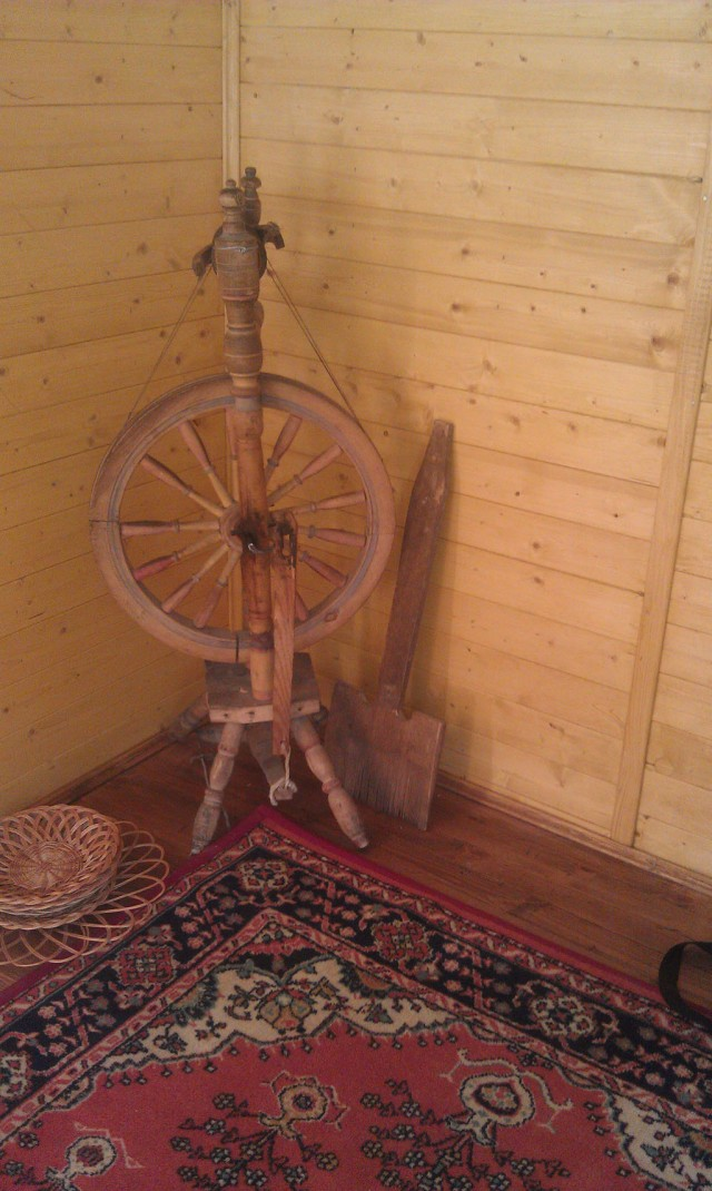 Летний домик от сисадмина