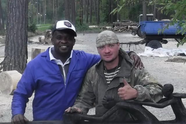 Sashaaist: Как Ндудза на Алтае бледнеть научился