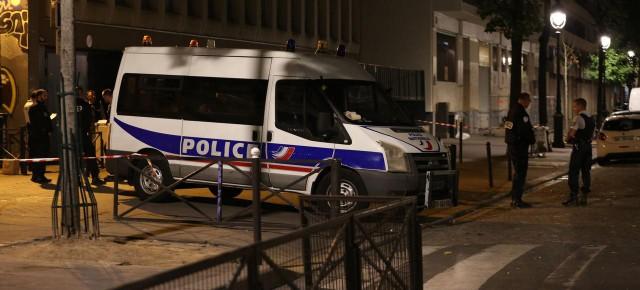Во Франции задержали более 20 чеченцев