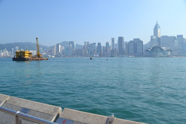Гонконг - город контрастов
