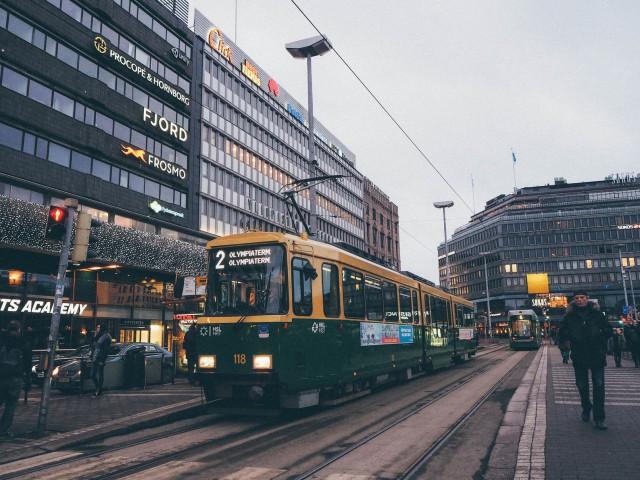 Первый раз в Европе. Хельсинки