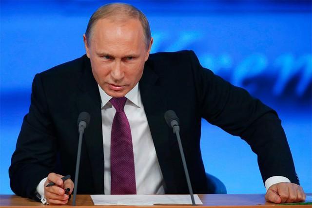 Путин в Крыму устроил разбор полётов.