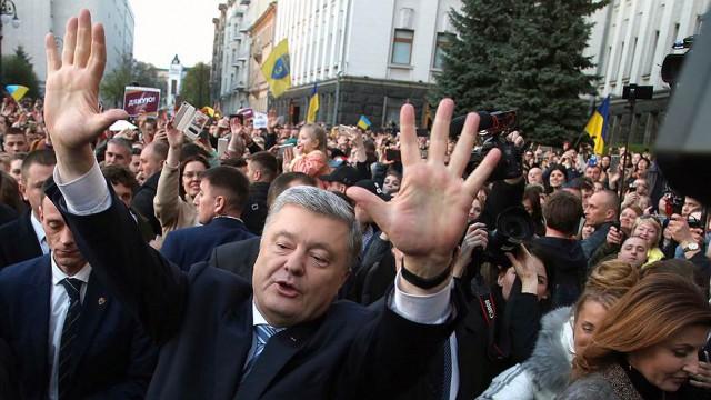 На Петра Порошенко завели второе уголовное дело
